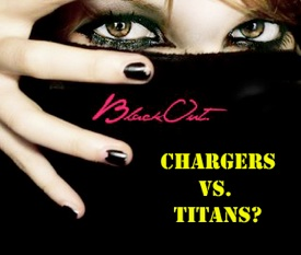 Chargers Blackout