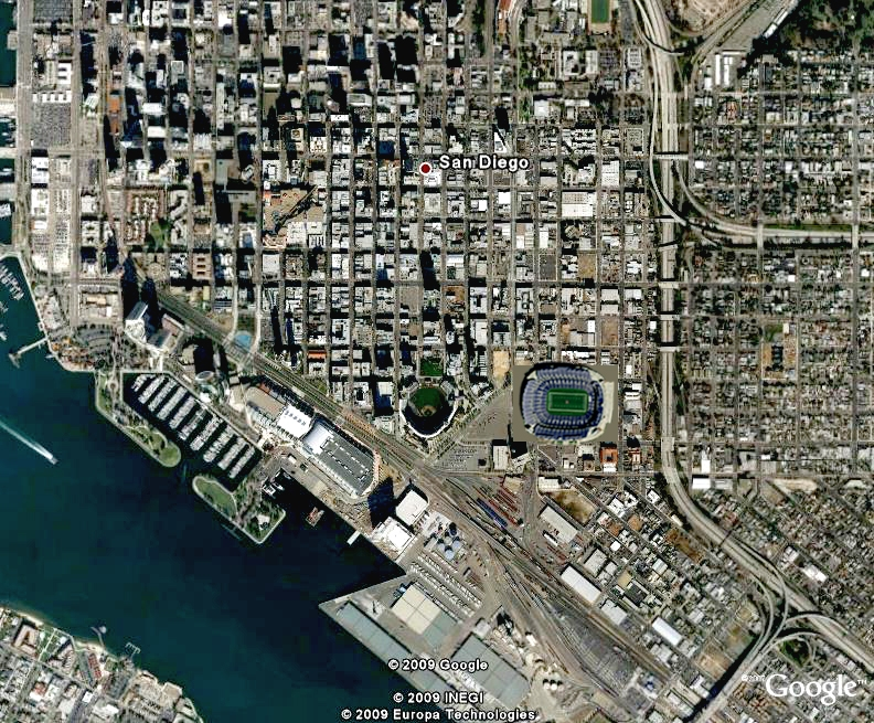 Mayor, 2 supervisors discuss downtown site | San Diego Sportswire